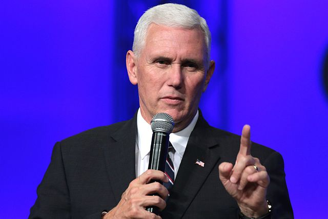 Mike Pence, From WikimediaPhotos