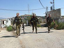 Hot israeli army girls