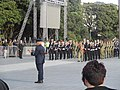 Military parade and demonstration at the Dedication of the Australian Memorial 03.JPG