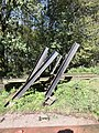 Mill Rijksmonument 509273 aspergeversperring op spoordijk oost van Defensiekanaal (2).JPG