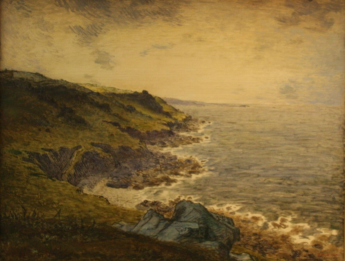 The Coast at Gréville