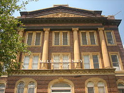 Mills County, TX, courthouse IMG 0779.JPG