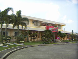 Municipal hall of Minalabac