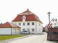 Mindelheim - Nassenbeuren - Pfarrhof v O.JPG