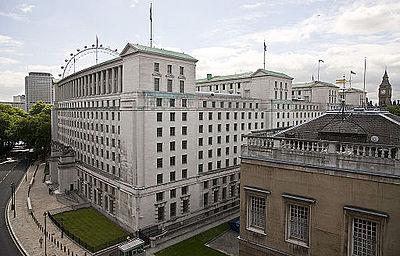 国防省 (イギリス)