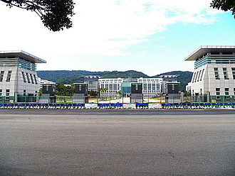 Ministry of National Defense (Republic of China) - ROC Ministry of National Defense headquarters
