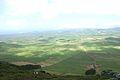 Miradouro da Serra do Cume, planície da caldeira primordial, Praia da Vitória, ilha Terceira, Açores, Portugal.jpg