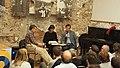 Mircea Cartarescu. Presentació Solenoide 2017 Barcelona.jpg
