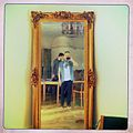 Mirror-rorriM - from the Skyphone retreat @ Hotell Hildur, Everöd, Sweden (2010-05-17 by Mads Bødker).jpg