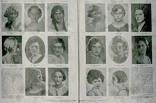 Miss Europe 1929