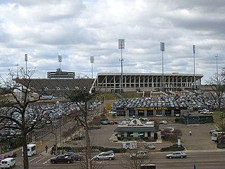 Mississippi Veterans Memorial Stadium stadium