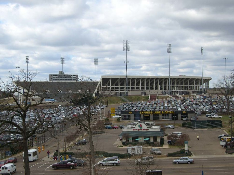 Mississippi Veterans Memorial Stadium
