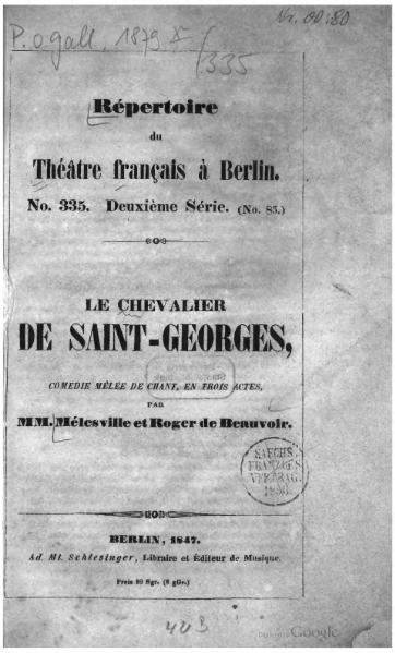 File:Mlesville, Beauvoir-Le Chevalier De Saint Georges 1847.djvu