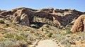 Moab Arches NP Landscape Arch 30-09-2012 13-08-24.JPG