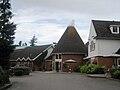 Mock Oast House at Jarvis Hotel, Tonbridge Road, Pembury, Kent - geograph.org.uk - 337692.jpg