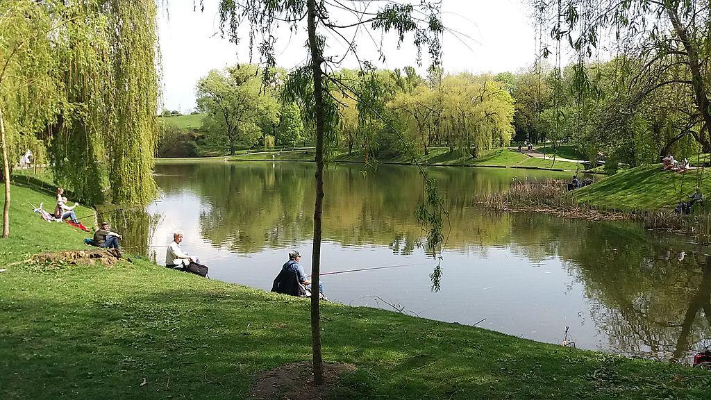 Plik:Moczydlo Park in Warsaw, Poland.jpg – Wikipedia, wolna encyklopedia