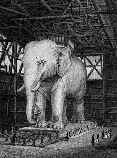 바스티유의 코끼리