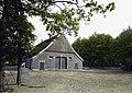 Moderne landbouwgebouwen, woningen, baasdam, Bestanddeelnr 193-1074.jpg
