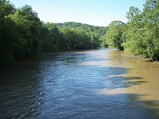 Mohican River river in the United States of America
