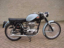 Mondial Supersport 200 cc 1955