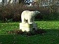 Monument Polar Bears Marie-José Wessels Utrecht.JPG