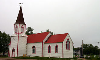 Moose Factory - St. Thomas' Anglican Church