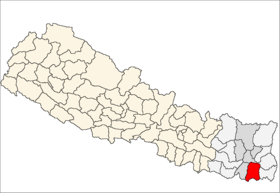 District de Morang