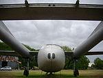 Morbihan Aéro Musée; ailes de la Victoire - Nord 2501 Noratlas (5).JPG
