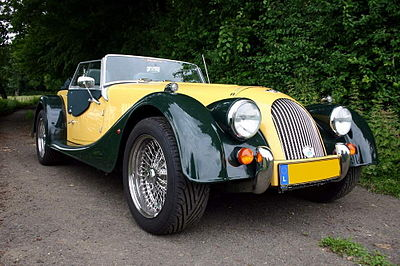 morgan motor company � wikipedia