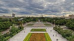 Moscow Gorky Park colonnades viewpoint 08-2016 img1.jpg