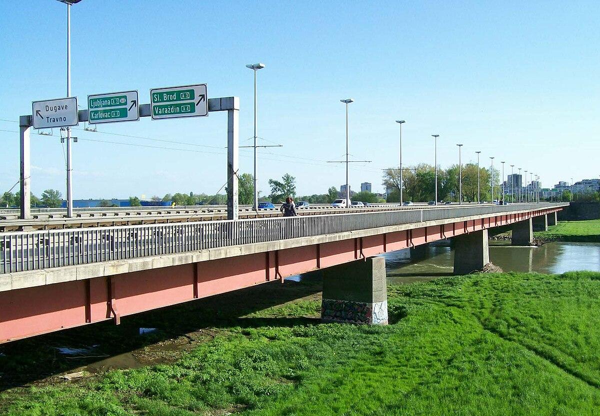 Most Mladosti Wikipedia