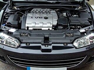 PSA ES/L engine Motor vehicle engine