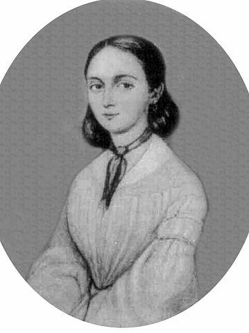 Елена Андреевна Ган, мать Елены Петровны