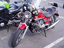 Moto Guzzi Nevada Cafe Racer Kit