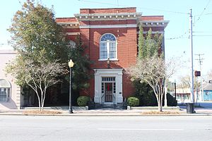 National Register of Historic Places listings in Colquitt County, Georgia - Image: Moultrie Carnegie Library