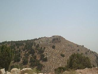 Mount Precipice - Image: Mounthakfiza