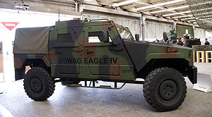 Mowag Eagle IV