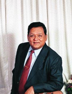 A. M. Naik Group Chairman of Larsen and Toubro