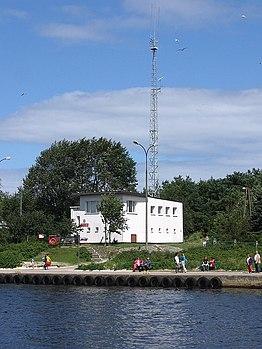 Polski: Bosmanat Portu Mrzeżyno