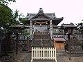 Murakunimasumida jinja haiden.JPG