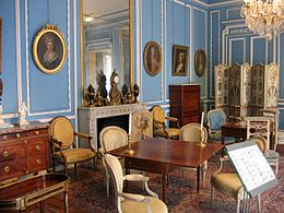 Style louis xvi wikip dia - Bureau de placement restauration paris ...