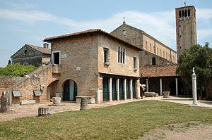 Museo Provinciale di Torcello - Image: Museo Torcello