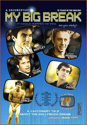 My Big Break - Film poster