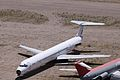 N105NT McDonnell Douglas MD-82 All White Colours (8755353192).jpg