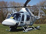 N119SX Agusta Koala A-119 Helicopter Castle Air Charters Ltd (34326484002).jpg