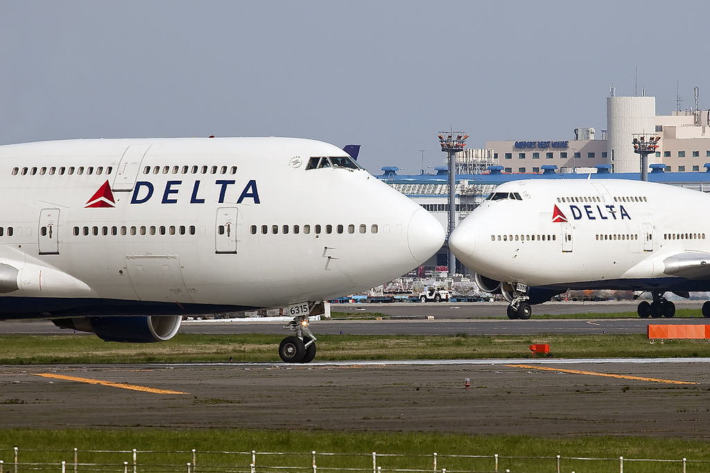 Delta Airlines to Downgrade Manila and Asia-Pacific Services