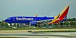 N8668A Southwest Airlines Boeing 737-8H4 Serial Number 36903 (29904122788).jpg