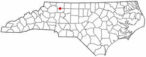 Boonville, North Carolina