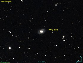 Image illustrative de l'article NGC 2512