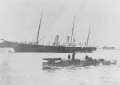 NH 76925 - No 3 (British first class torpedo boat, 1878-1905) (foreground) and OSBORNE (Paddle Royal yacht, 1870-1908) - cropped.png